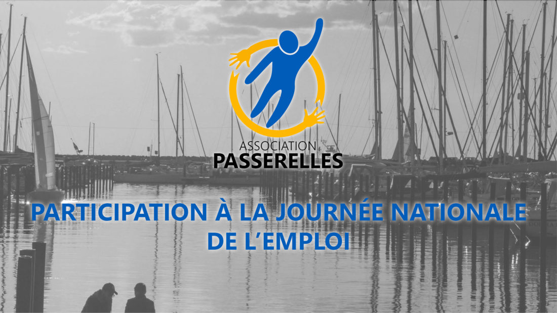 Participation à la journée nationale de l'emploi
