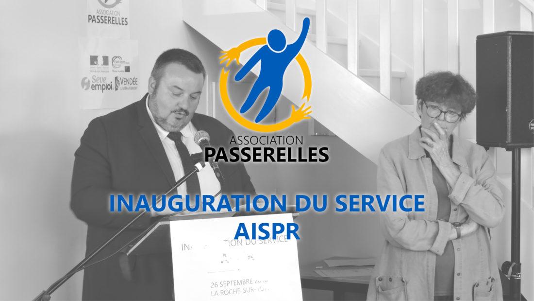 Retour sur : inauguration du service AISPR