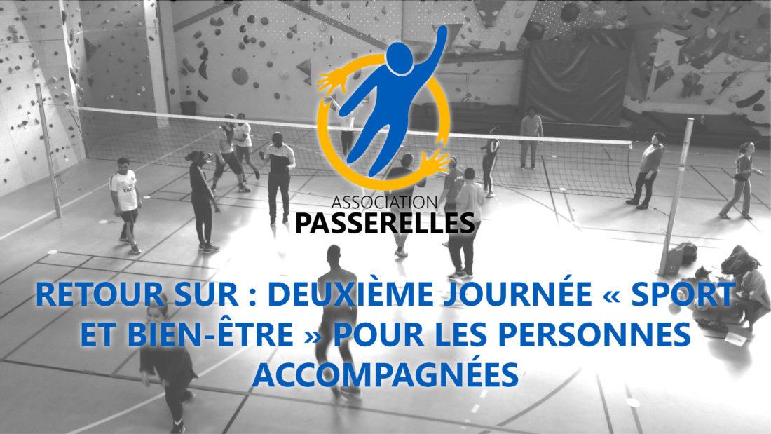 Retour sur : Deuxième journée «Sport et bien-être» pour les personnes accompagnées