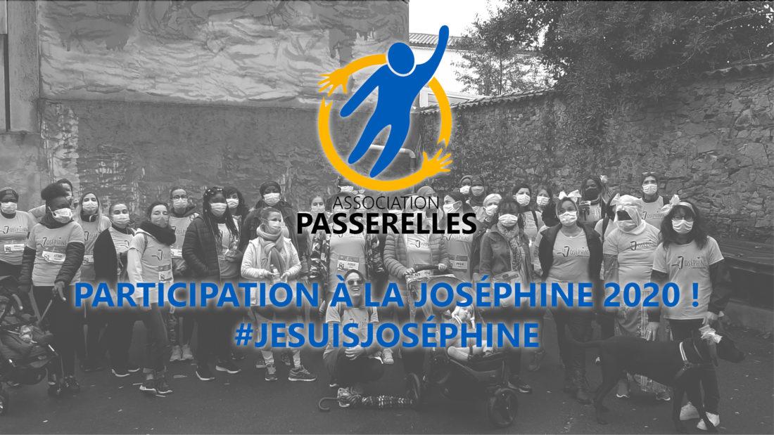 Participation à la Joséphine 2020 ! #JeSuisJoséphine
